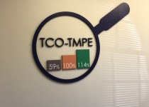 TCG Consulting - Interior Feature Wall Sign
