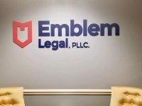 Emblem Legal Sign