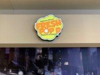 Fresh Pop'd == Mall Storefront Sign