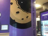 Insomnia Cookies - Interior Wall Graphics