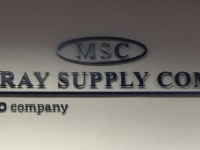Interior Wall Sign - Murray Supply