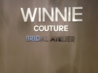 Winnie Couture Interior Sign