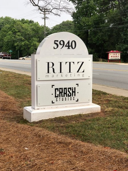 RITZ MARKETING - SIGN MAKEOVER
