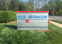 OTS Astracon Monument Sign