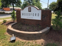 New Panels for Existing Woodford Estate Monument Sign for Dasmen Residential