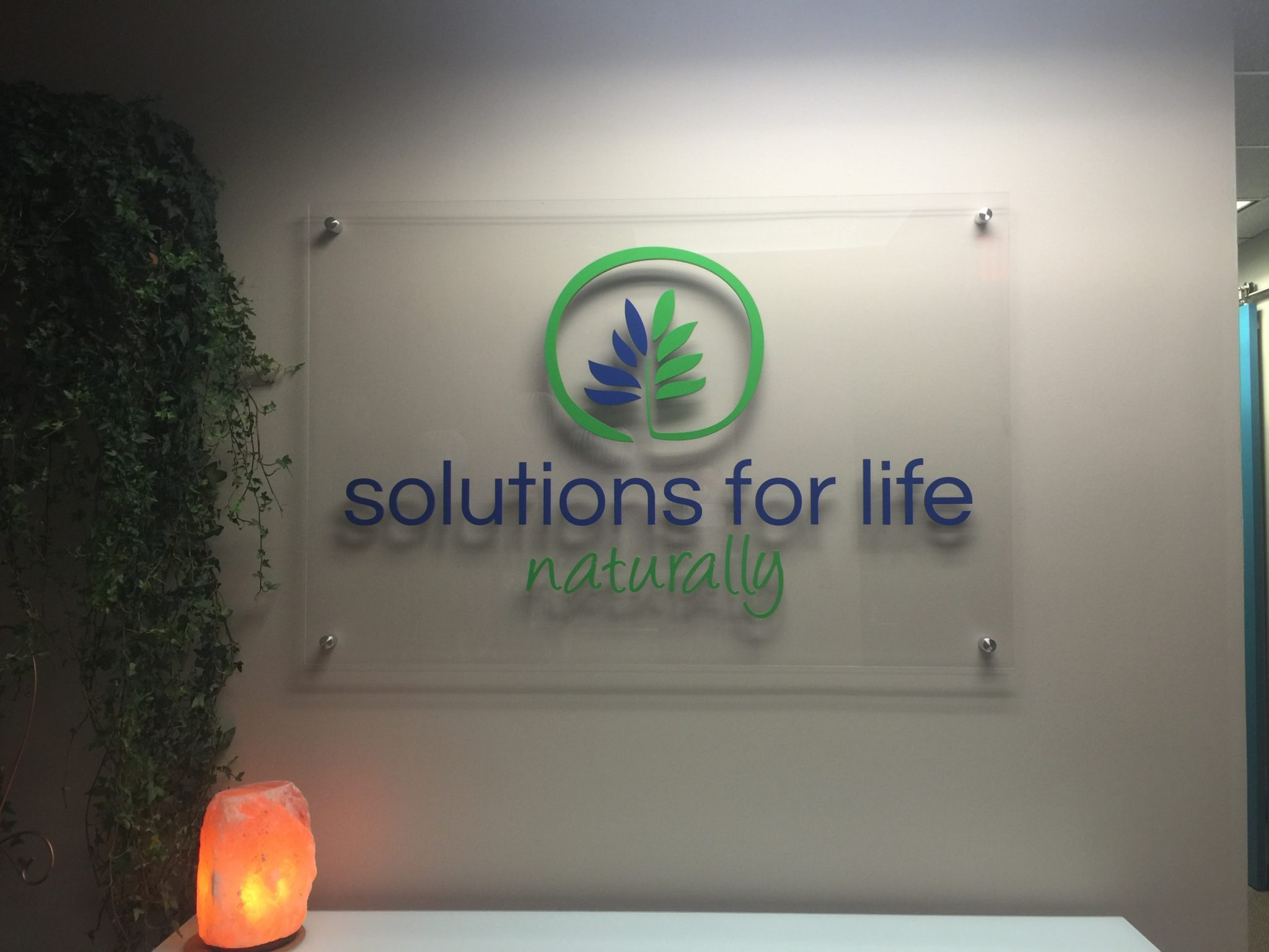 Have a look at one of our recent Interior Office Sign projects! It ...