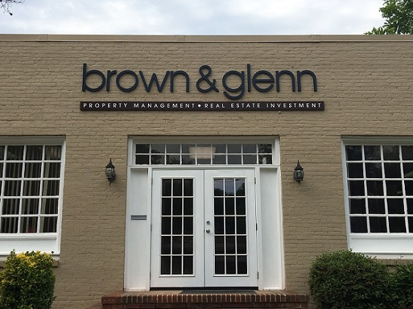 exterior signs, business signs, custom signs, logo signs, signs charlotte, signs NC, signs 28203
