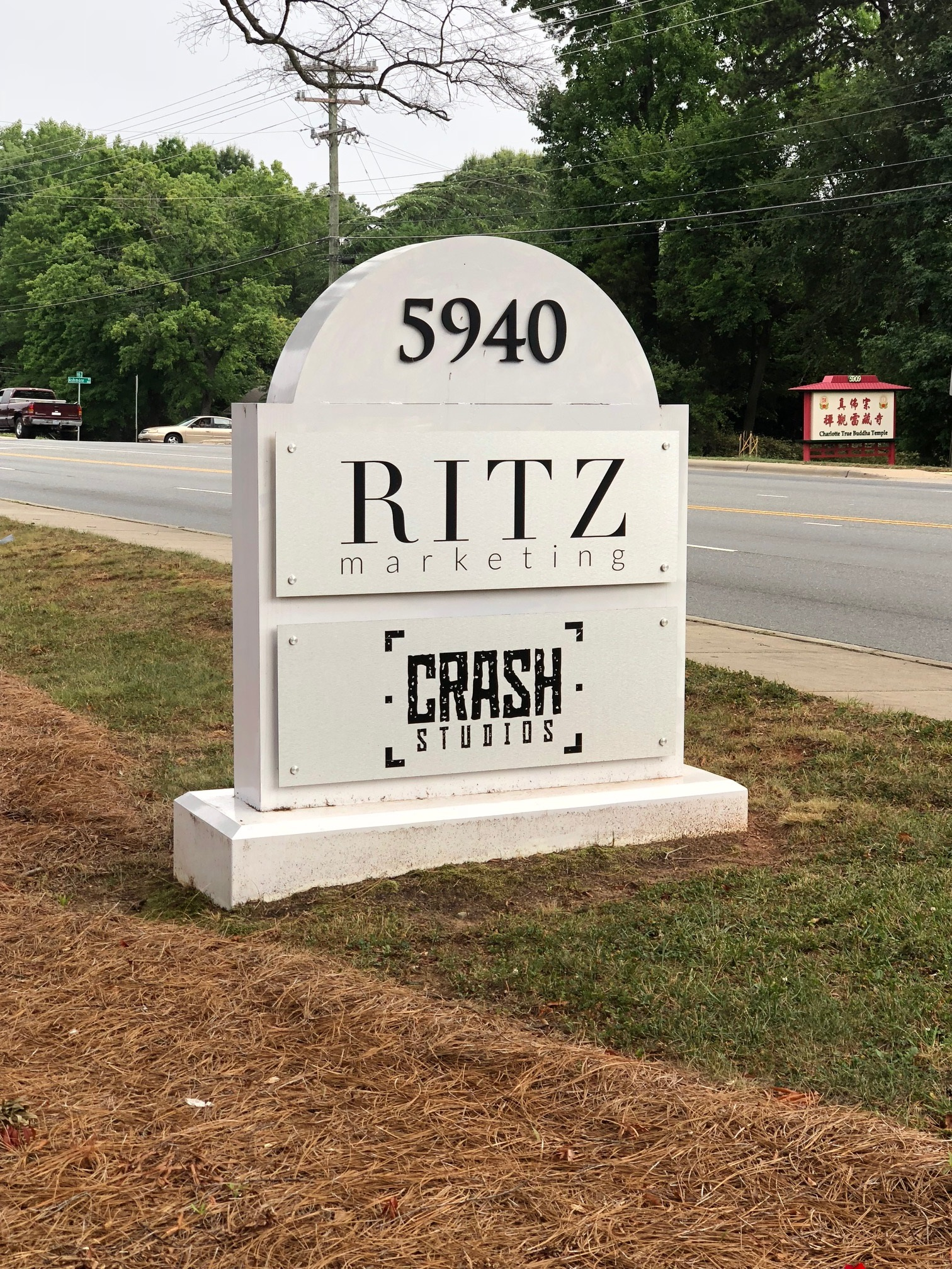 signs, Signs Charlotte, Signs NC, signs 28212, logo signs, monument signs, monuments, streetside signs, business signs, exterior signs, signage, outside signs, exterior signs, outside signs, charlotte, charlotte nc, custom signs, sign refurb, sign refurbish, sign makeover, sign renovation,