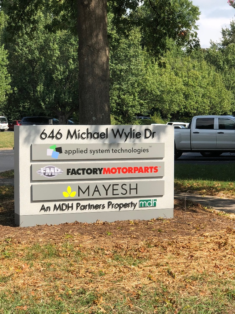 signs, signs charlotte, sign panels, signage, monument signs, signs NC, logo signs,