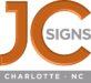 JC Signs Charlotte Logo