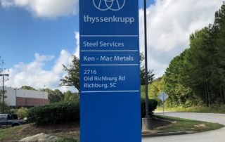 signs, signs nc, signs sc, richburg sc, custom signs, sign remodel, sign redo, refacing signs, new panels, sign panels, monument signs, monument signs charlotte, charlotte nc, jc signs, business signs, company signs, exterior signs, exterior signs charlotte,
