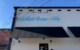 signs, Signs Charlotte, signage, exterior signs, custom signs, wall signs, wall signs charlotte, custom signs charlotte, logo signs, logo signs charlotte, Signs NC, queen city, exterior building signs, business signs, painted signs, painted signs charlotte, painted signs charlotte nc, gym signs, gym signs charlotte, workout place signs, workout place signs charlotte, barre studio signs, barre studio signs charlotte, signs 28209,