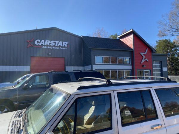 INSTALL ONLY – Exterior Signs for CARSTAR of Charlotte