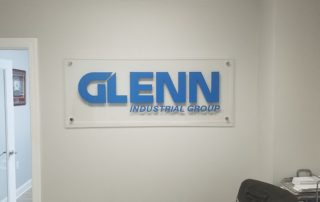 Company/Office Signage