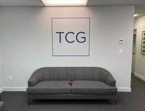 Office Suite Signage