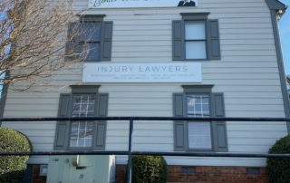 Signage for Lanier Law Group