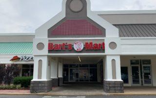 Bart's Mart Sign