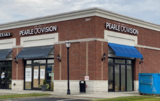INSTALLATION ONLY - Pearle Vision Signs