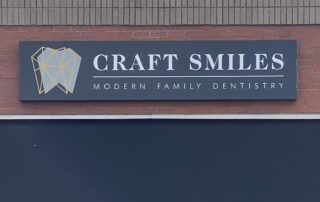 Craft Smiles Wall Sign