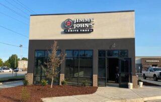 Jimmy John's Restaurant - Channel Letter Sign