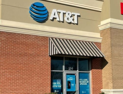 AT&T Store Signage