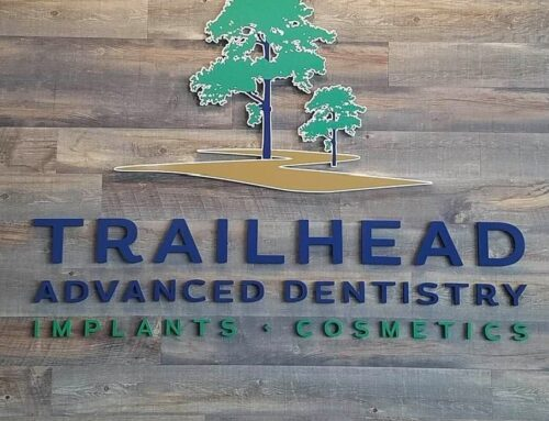 Dental Office Signage