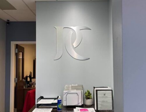 Beautiful Office Signage