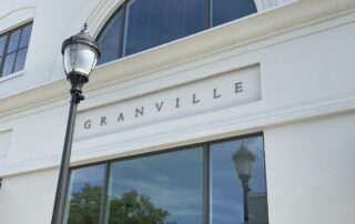Granville Antiques of Charlotte - Custom Painted Acrylic Letters