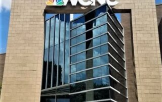 WCNC Charlotte - Channel Letter Sign with Logo