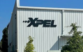 XPEL of Charlotte -- Channel Letter Sign